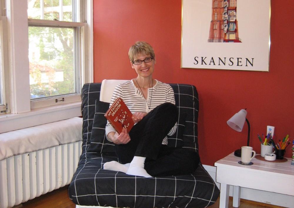 Shelley Swanson Sateren, children's book author
