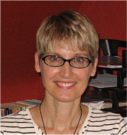 Shelley Swanson Sateren, children's book author